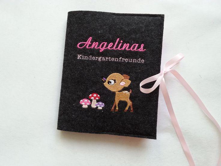Kindergartenfreundebuch – Reh