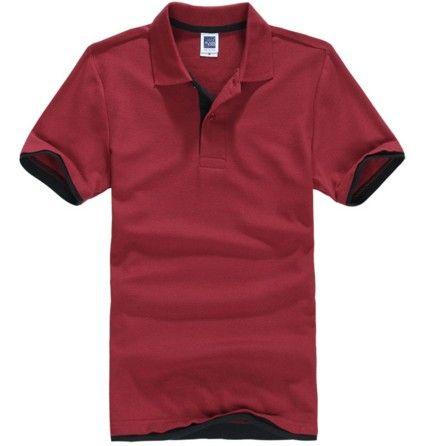 Pánské tričko s límečkem rudé – pánská trička + POŠTOVNÉ ZDARMA Na tento produkt se vztahuje nejen zajímavá sleva, ale také poštovné zdarma! Využij této výhodné nabídky a ušetři na poštovném, stejně jako to udělalo …