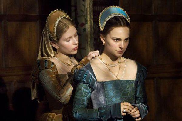 Las hermanas Bolena : foto Justin Chadwick, Natalie Portman, Scarlett Johansson
