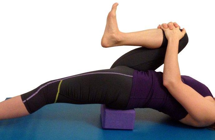 Psoas stretch                                                                                                                                                                                 More