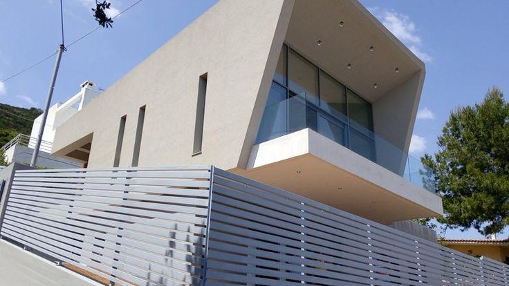 The Float House in Porto Rafti, Porto Rafti, 2015 - ss.mm design