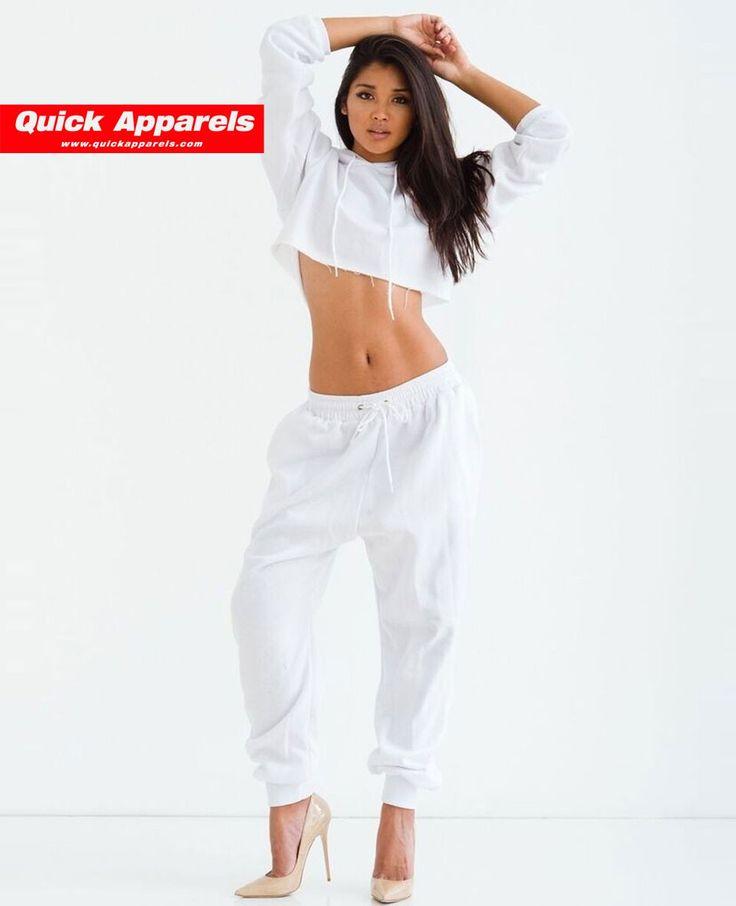 Sorella Dont Sweat It Sweatsuit -White