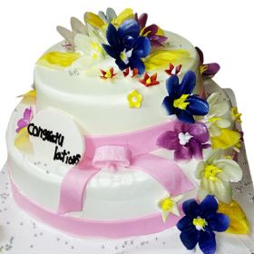http://www.shop2vijayawada.com/delicious-2-tier-cake.html	Order this delightful cake for yourself and our staff will make the home delivery or send cake online to impress your loved one; our cakes are simply matchless. Our Shop2Vijayawada offer same day delivery service and midnight delivery service.