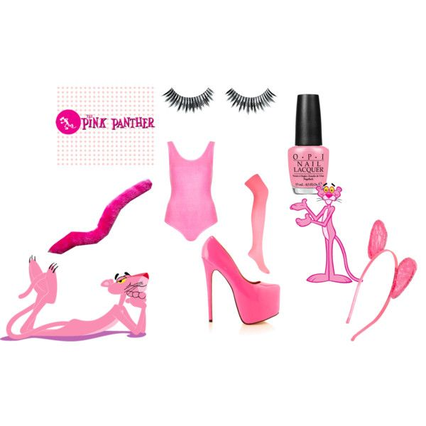 Pink Panther Halloween costume ideas