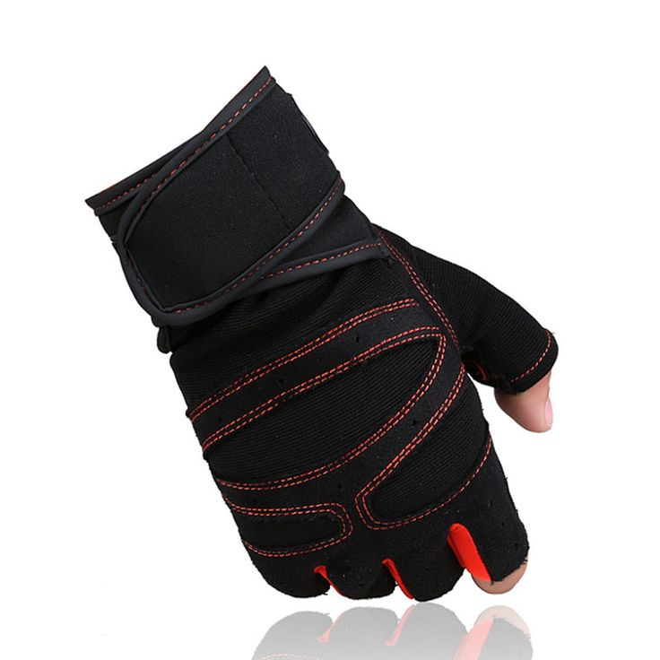 Cycling glove Sports Fitness WeightLifting Gloves For Men And Women Custom Fitness Exercise Training Gym Gloves #clothing,#shoes,#jewelry,#women,#men,#hats,#watches,#belts,#fashion,#style
