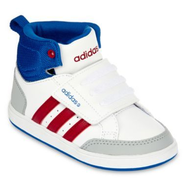 adidas® Neo Hoops Mid Boys Basketball Shoes - Toddler found at @JCPenney