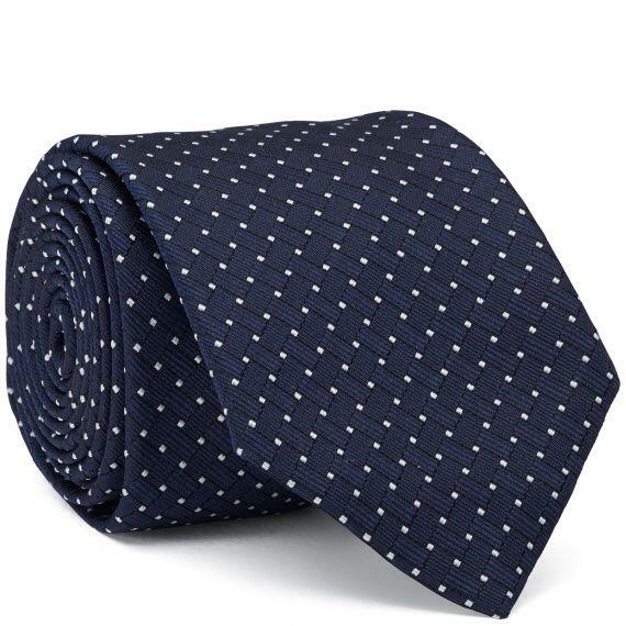 GANT Repstripe Basket Weave Tie Color: LUMINARY BLUE