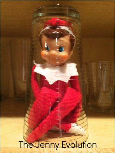 elf shelf easy ideas preschoolers glass hiding