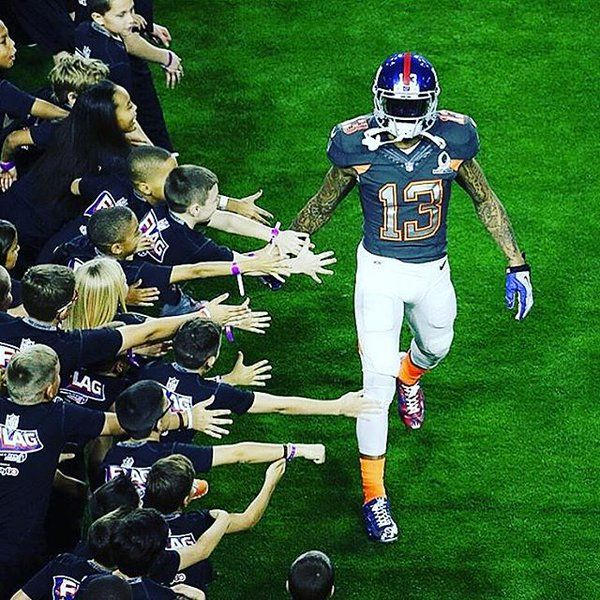 Giants Clean Out Lockers: 1000+ Images About Odell Beckham Jr. On Pinterest