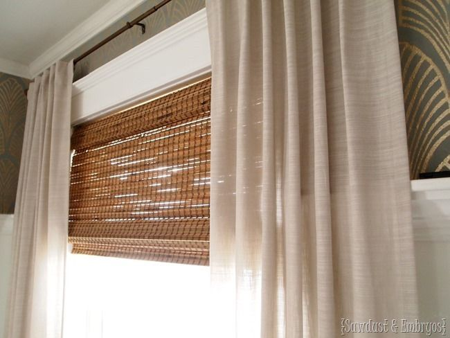 Custom Fit Bamboo Shades For Any Window Reality Daydream Bamboo Shades Bamboo Blinds Blinds Design