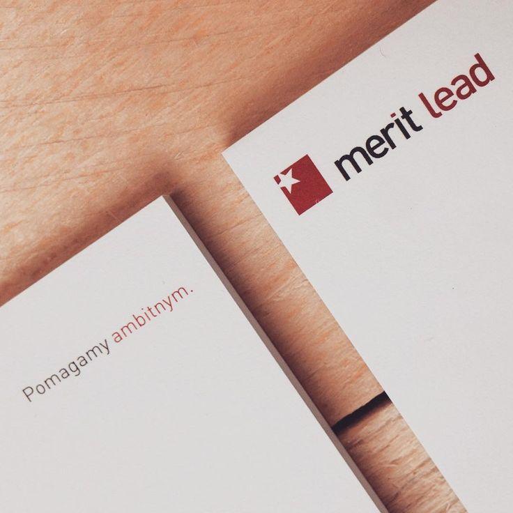Tym razem coś dla merit lead #keepitsimple #notes #minimalism #business #white #red #perfectcolor #perfectcombination #design #designedbyoptimo #studiooptimo #minimalmood #minimalist #ourstudio #ourstuff