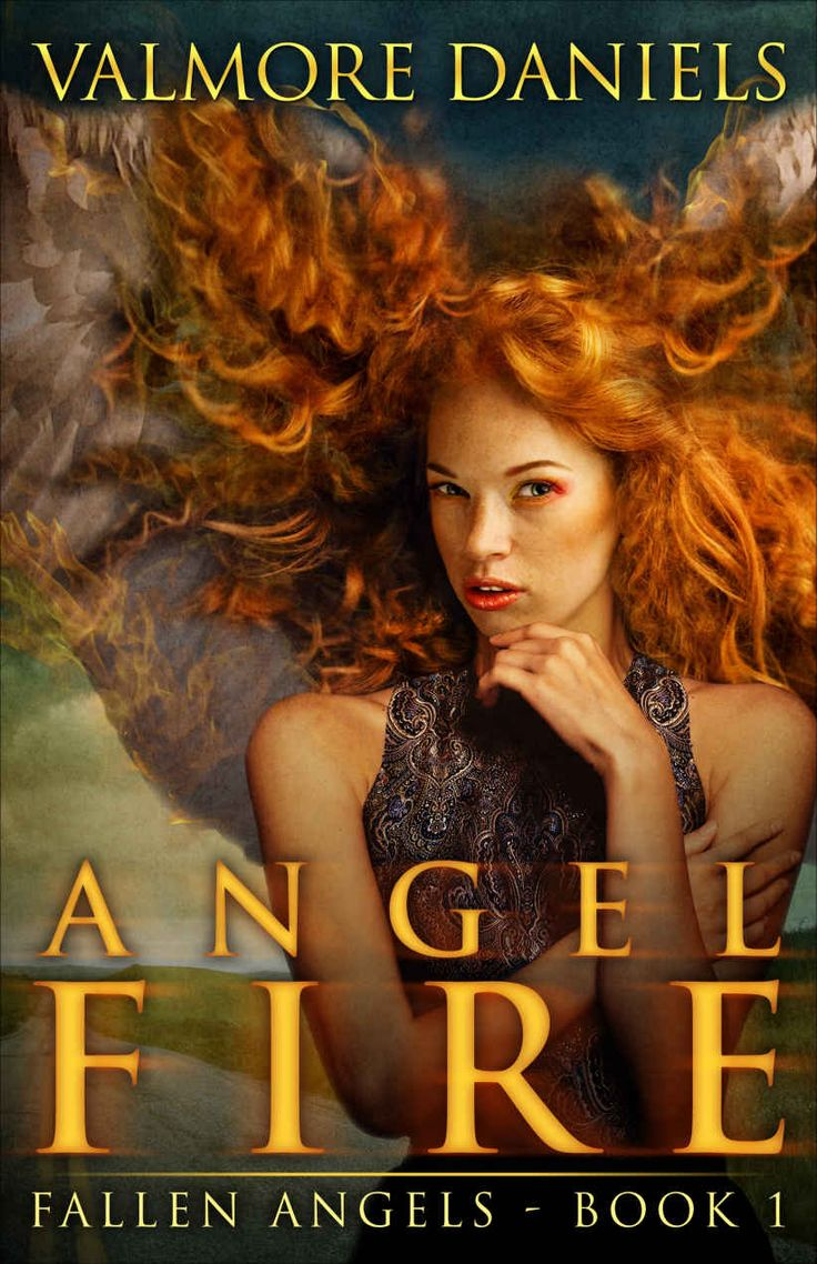Amazon: Angel Fire (fallen Angels  Book 1) Ebook: Valmore