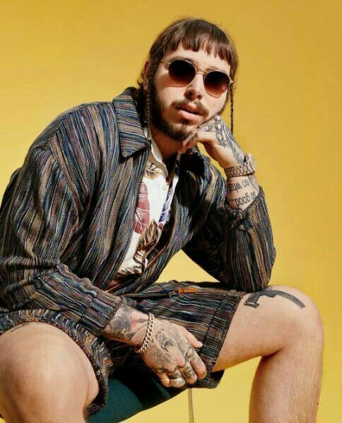 Post Malone Aesthetic: 84 Best Posty Images On Pinterest