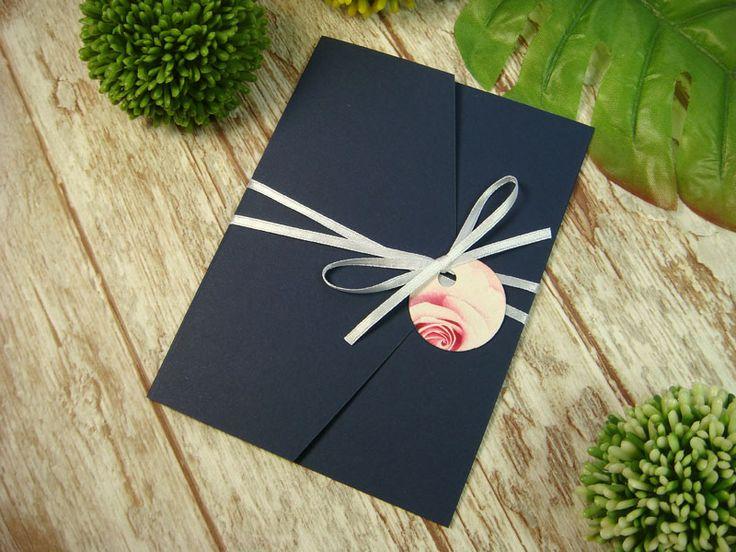 zaproszenie ślubne w folderze Gk1