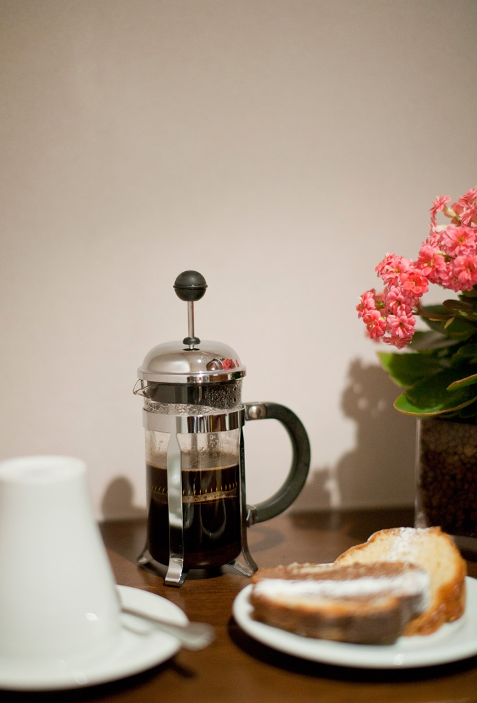 Coffee in your room! Hera Hotel in Athens | Boutique Hotel Athens Greece #HeraHotelAthens #Athens #Greece