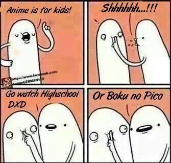 go watch Boku no Pico, :v | Boku no Pico | Pinterest | Good Luck ...