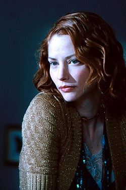 Sienna Guillory as Jillian, Duchess of Caldwell from The Panther and the Pyramid by Bonnie Vanak
