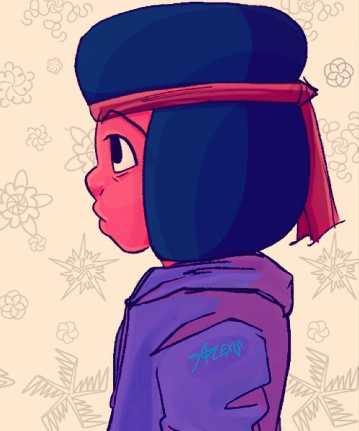 Ruby! -Steven universe