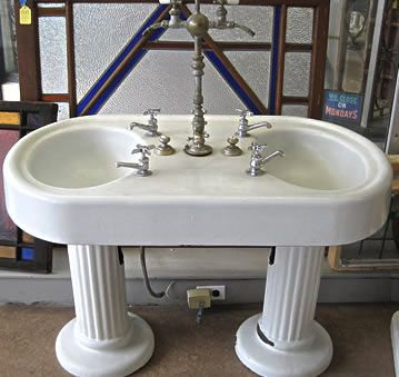 Antique Bath Products Available At Restoration Resources