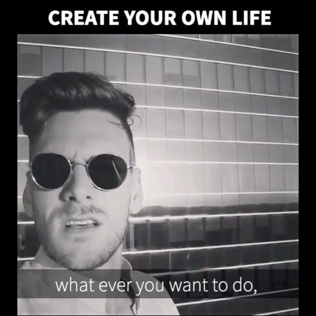 PIETER PETROS || VIDEOS || Create your own life! ❤️ DREAM, BELIEVE, EXECUTE and BE! ✌️❤️ #pieterpetros #PPquotes