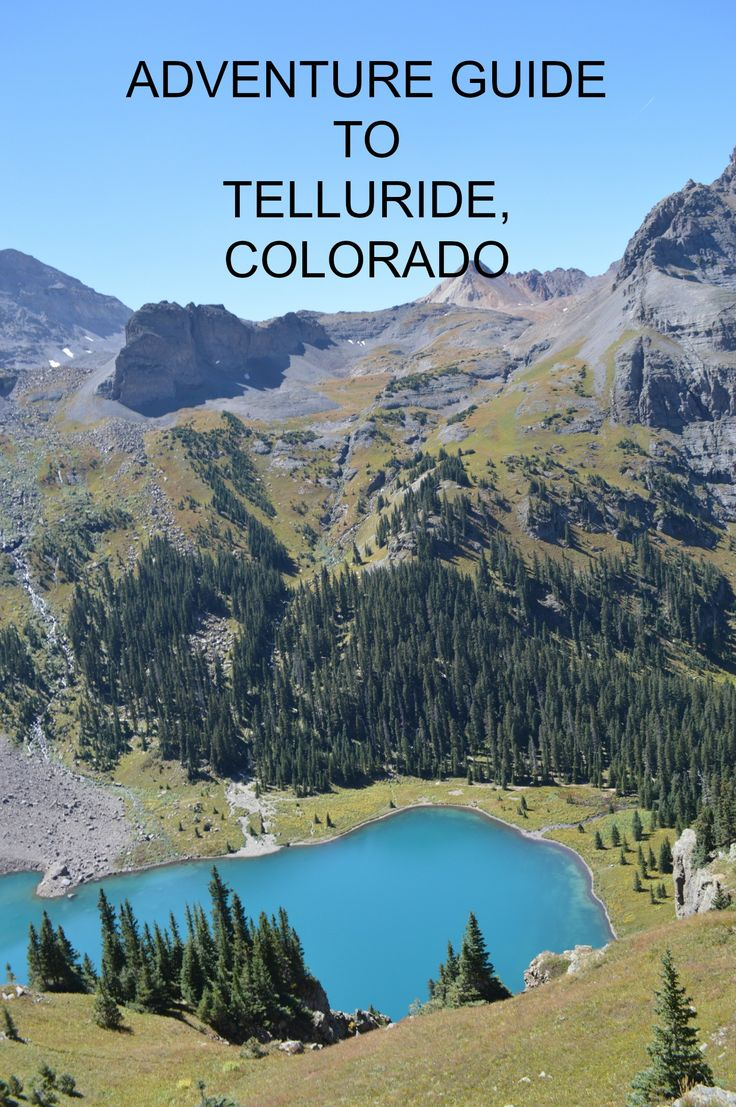 A complete guide to Telluride, Colorado