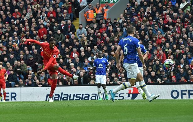 """nice Liverpool fans have a brilliant new song for Divock Origi after his heroics vs Everton - and the Belgian """"loves it"""" Check more at https://epeak.info/2017/04/03/liverpool-fans-have-a-brilliant-new-song-for-divock-origi-after-his-heroics-vs-everton-and-the-belgian-loves-it/"""