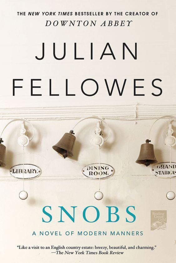 YESssssssss!! I will be reading this. I love Julian Fellows.