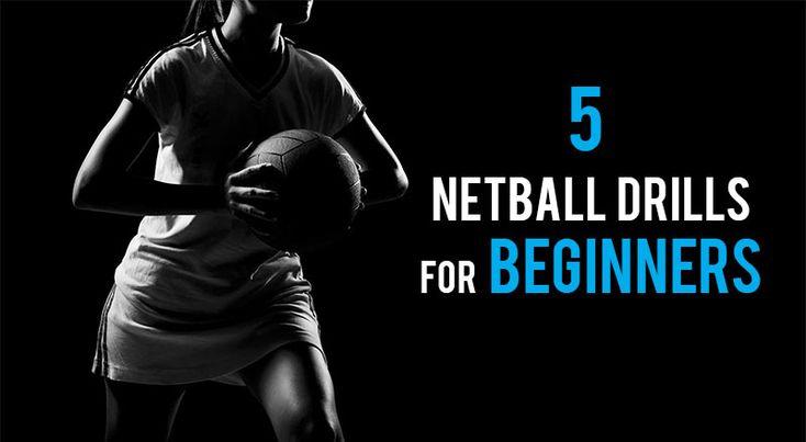 Netball Drills for Beginners http://www.goodnetballdrills.com/5-netball-drills-for-beginners/ #netball