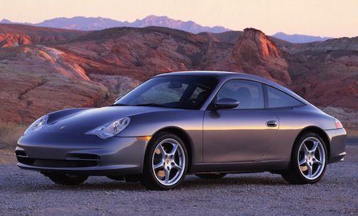 Alternatives to a Used Porsche 911