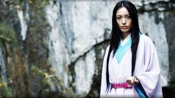 Yukie Nakama as Oboro from Shinobi: Heart Under Blade