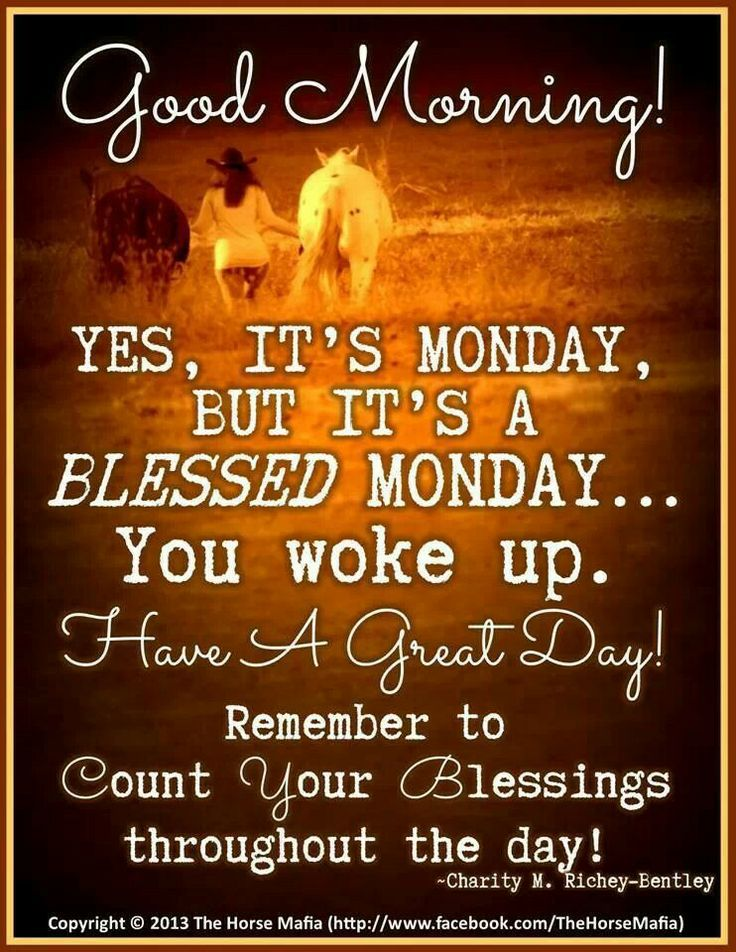 Good Morning Quotes Blessings: 25+ Best Ideas About Monday Morning Blessing On Pinterest