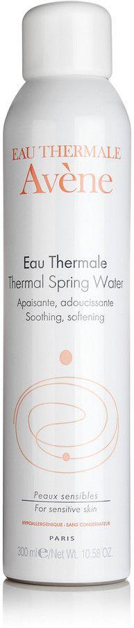 Avene Thermal Spring Water Spray.  For sensetive skin. Made in Paris.