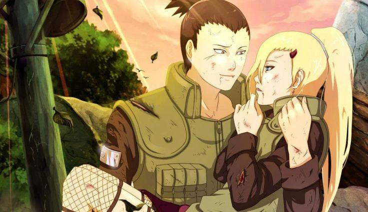Naruto Shippuden Ino And Shikamaru | www.pixshark.com ...