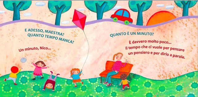 """Letti per voi! """"Quando arriva la mia mamma?"""" è un dialogo adulto-bambino sullo scorrere del tempo. Un lettura particolarmente indicata per accompagnare i bambini durante le prime esperienze di distacco dalla figura familiare, ad esempio durante l'inserimento al nido o alla scuola per l'infanzia."""