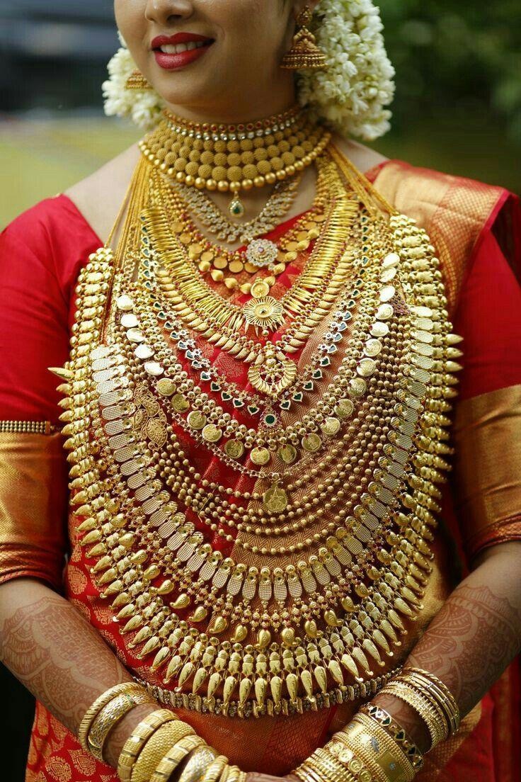 Earrings Gold for wedding kerala rare photo