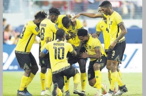 Reggae Boyz veterans have high hopes for young guns - Jamaica Observer