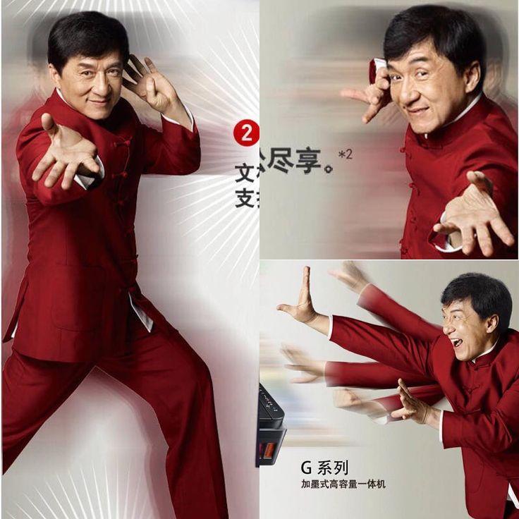 Джеки Чан в новой рекламе для Canon  #JackieChan #джекичан #成龙 #成龍 #china #canon #canon_official