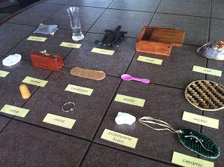 Materials ideas for ECE