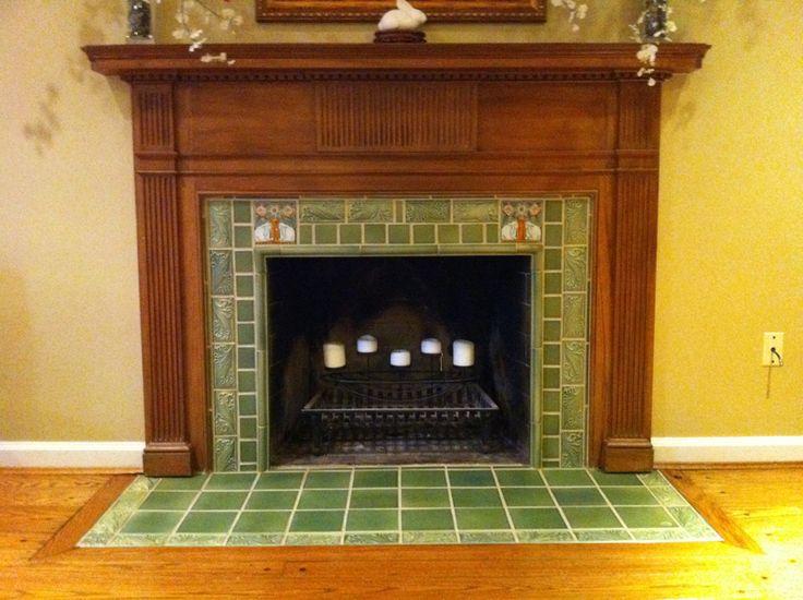 146 best Fireplace elements images on Pinterest | Craftsman ...