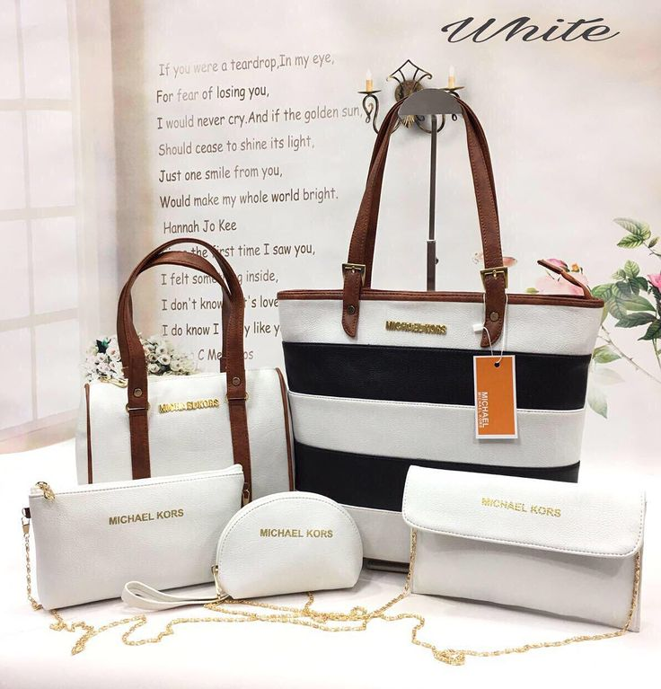 # Brand-MICHEAL KORS # Price-1160150 (Shipping) # 5 piece # Attractive Stuff # Unique Collection # 7AA premium quality Product code-B1102 Dm for Queries  #theleostore #storeforgirlsandboys #onlyonleostore #firstcopystore #shoes #watches #purse #wallets #flipflops #speakers #headphones #sportshoes #casualshoes #formalshoes #reebok #adidas #nike #gucci #girls #boys #stuffsforeveryoccation #bestprice #bestquality