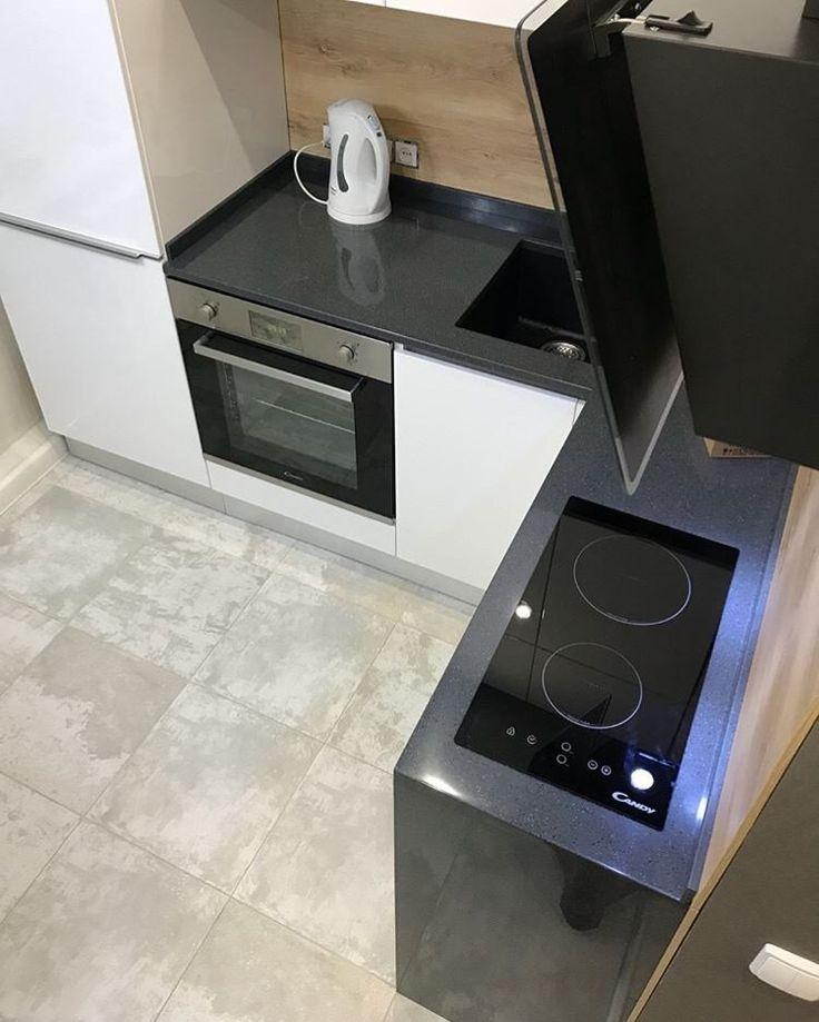 двухкомфорочная плита на кухне фото здесь два момента