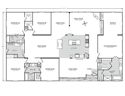 Fleetwood mobile home floor plans and prices fleetwood for Home models and prices