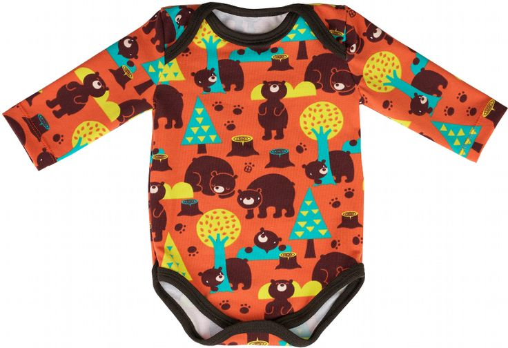Materials:  * Knit fabric -   Lillestoff - Bears  (Fabric width: 150 cm) ( romper )   50 cm ( size 50 - 62 )  ...