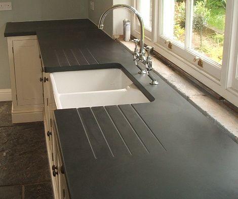 Slate Kitchen Countertops