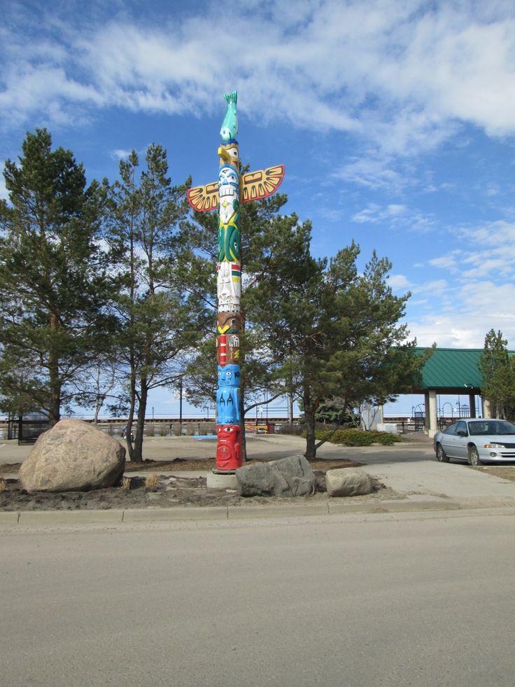 Cold Lake , Alberta !