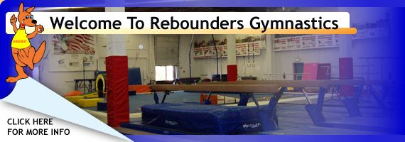 Rebounders Gymnastics - Parent Child (16-36 months)