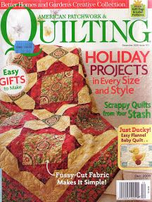 359 best books magazines quilting images on pinterest picasa quilting dec 2009 picasa web albums with patterns and templates fandeluxe Image collections