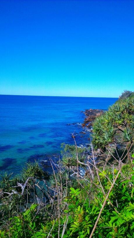 Coolum beach. Sunshine coast australia