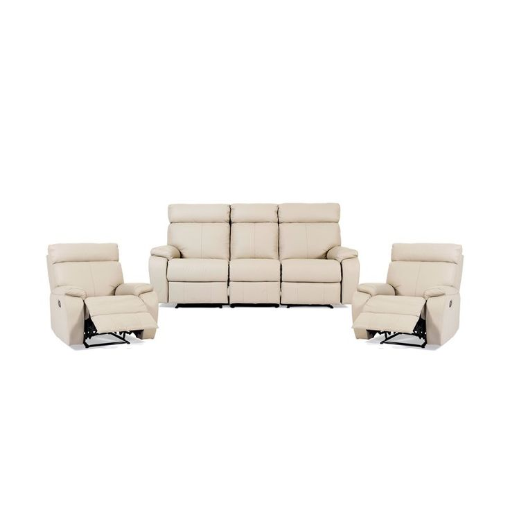 Parker 3 Seater Twin Recliner u0026 2 Recliners - Discount Lounge Centre  sc 1 st  Pinterest & 35 best Recliner Suites u0026 Recliners images on Pinterest ... islam-shia.org