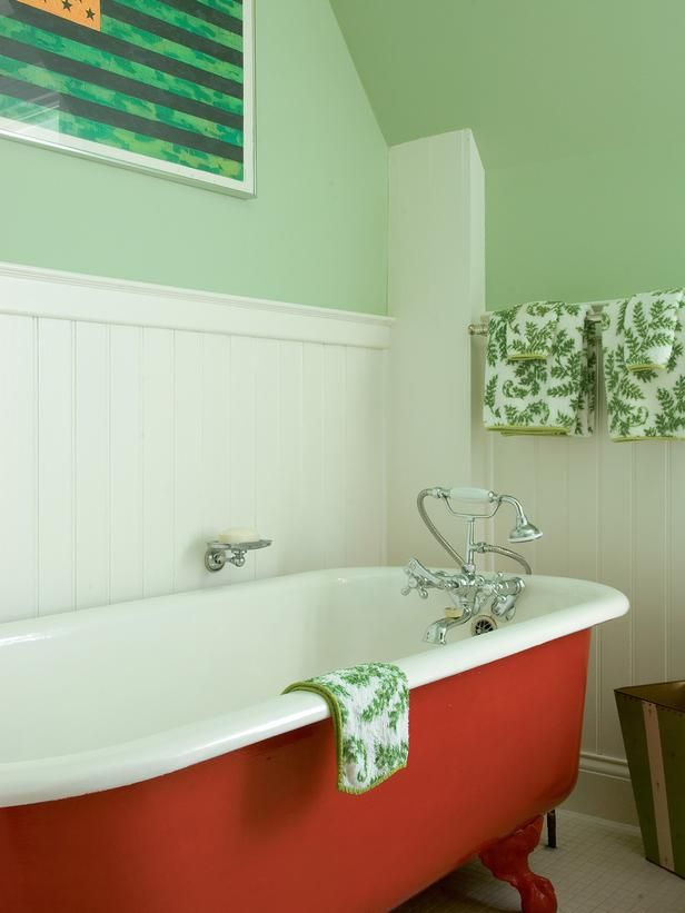 The Art Gallery Pictures of Beautiful Luxury Bathtubs Ideas u Inspiration Mint Green BathroomsRed